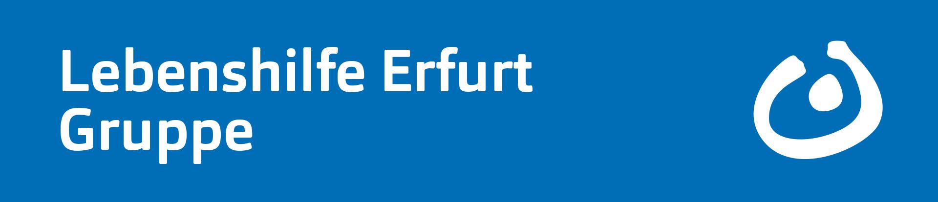 Logo der Lebenshilfe Erfurt Gruppe