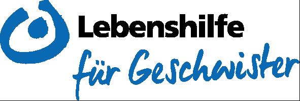 Logo Geschwisternetz Lebenshilfe